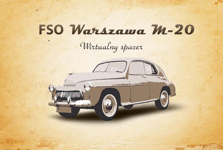 FSO Warszawa M-20