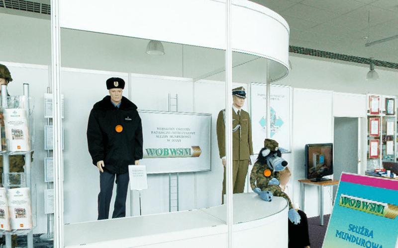Hotspoty w wirtualnym spacerze.