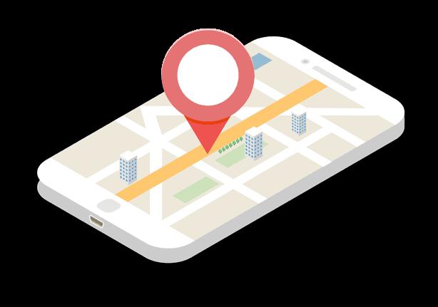 Początek działań w Mapach Google