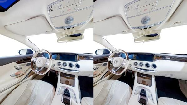 Spacer 3d po przełączeniu w tryb VR