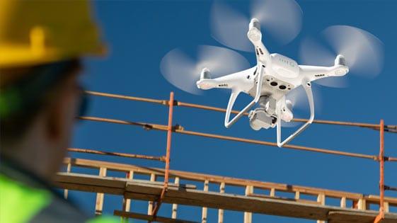 Dron - uprawnienia