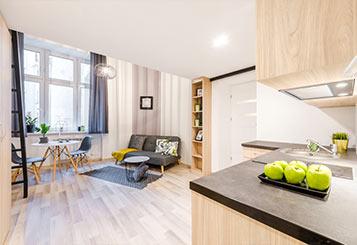Spacer 3d - mieszkania nawynajem