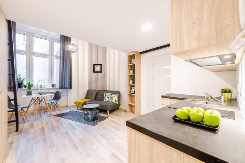 Zdjęcie mieszkania nawynajem
