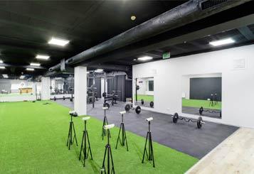 Wirtualna wycieczka posali treningowej